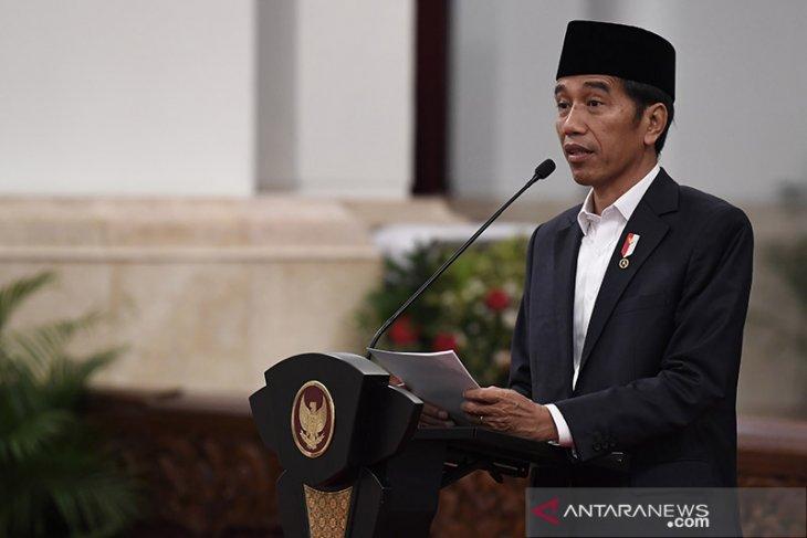 Jokowi ingin tingkatkan kerja sama dengan Inggris