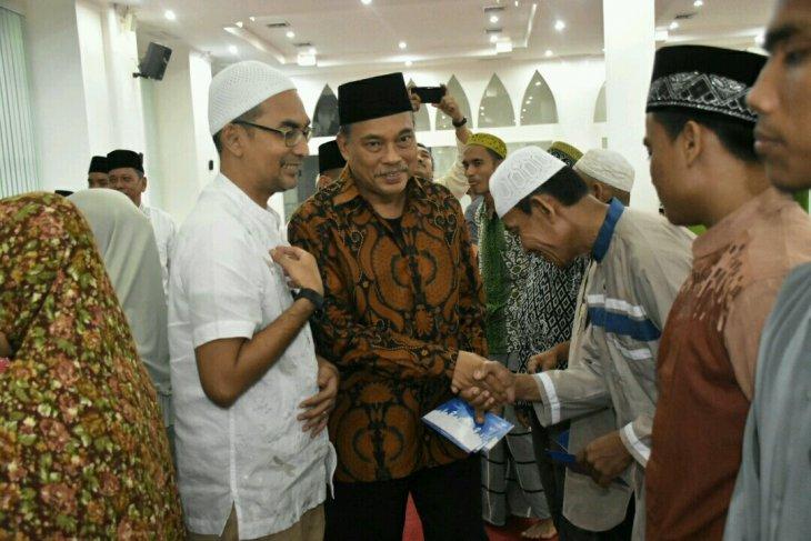 Pemkot Tebing Tinggi Peringati Malam Nuzulul Qur'an