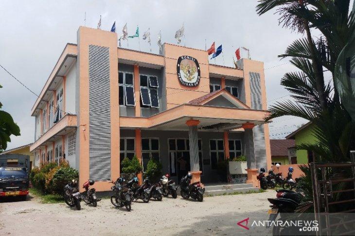 Kantor KPU Tanjungbalai aman dari aksi massa