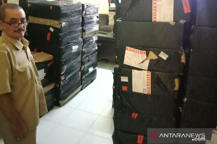 Ratusan unit komputer UNBK di Aceh Barat belum berfungsi