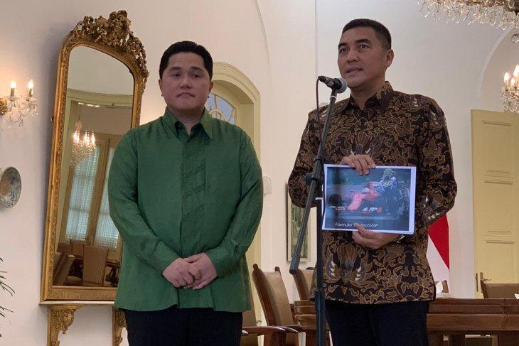 ITDC: Presiden arahkan balap Formula 1 di Indonesia