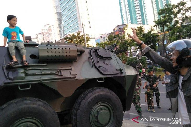Alasan anak hadir pada aksi 22 Mei karena ikut teman dan guru ngaji