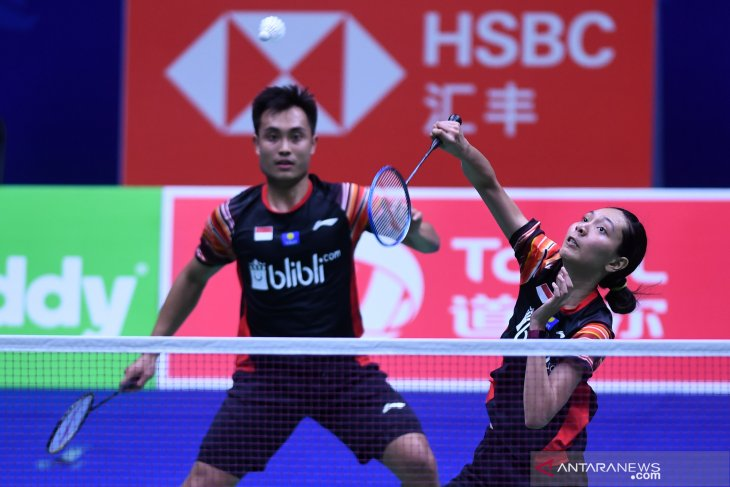 Hafiz/Gloria gagal melaju ke perempat final