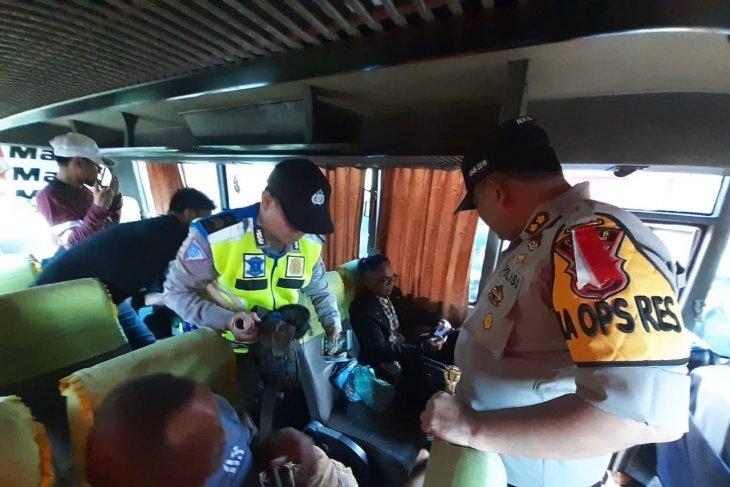 Belasan remaja diamankan Polres Sukabumi dicurigai jadi peserta aksi 22 Mei
