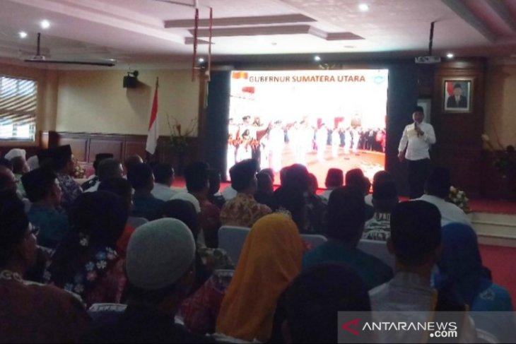 Gubernur Sumut imbau FKPD kompak membangun Tanjungbalai