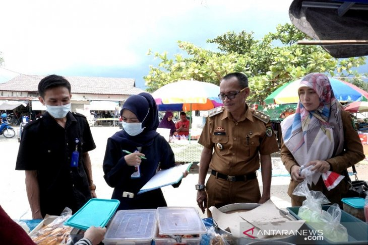 BPOM temukan Wadai mengandung pewarna pakaian di Pasar Ramadhan