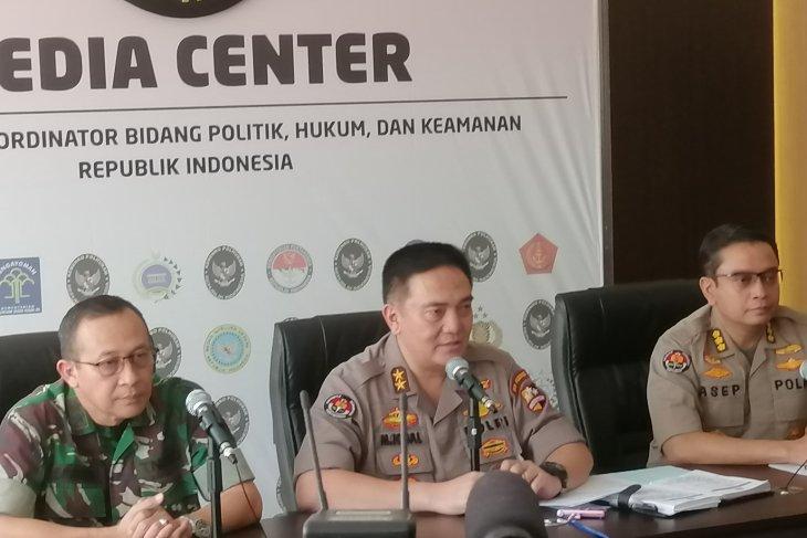 Polri tangkap 442 perusuh aksi damai 22 Mei 2019