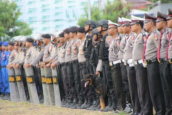Polda Malut intensifkan patroli pasca-penetapan KPU