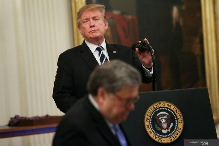 Jaksa Agung AS sebut Donald Trump berwenang perintahkan Soleimani dibunuh