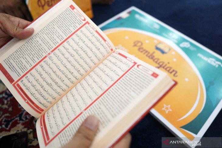 Bantuan Al Quran BUMN Tingkatkan semangat tahfidz dan qori Al-Huda Gorontalo