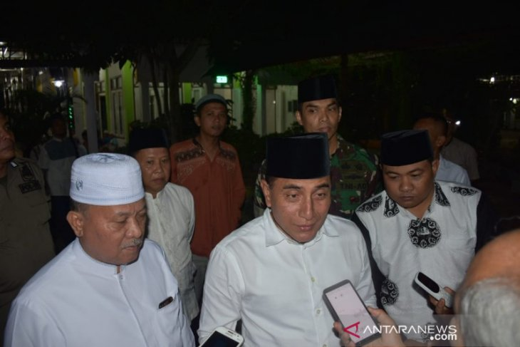 Gubsu sebut Safari Ramadhan wahana silaturrahmi pemerintah-masyarakat