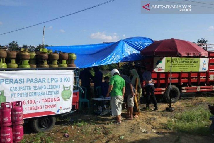 Pertamina tambahkan alokasi gas bersubsidi di Rejang Lebong