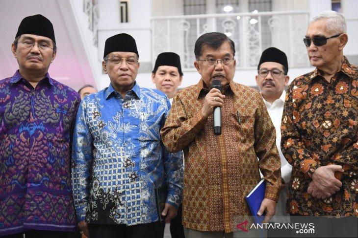 Wapres: Di depan saya,  Prabowo perintahkan hentikan aksi massa