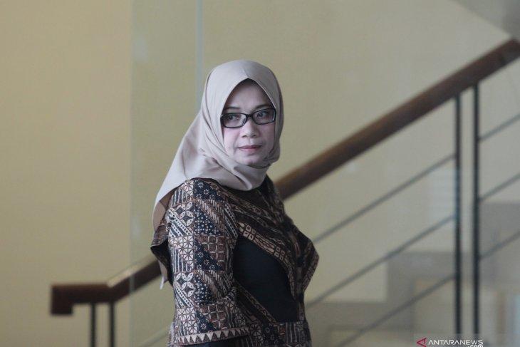 KPK periksa Eni Saragih sebagai saksi  perkara korupsi Samin Tan