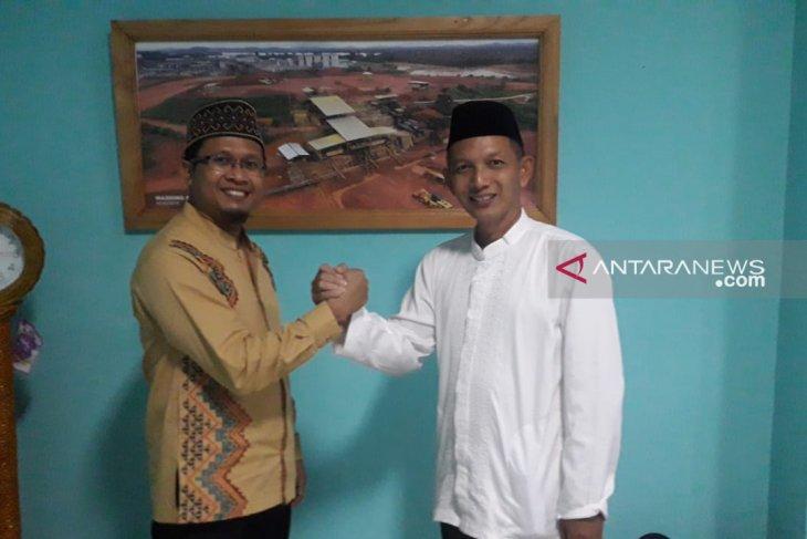 Anas Safriatna Resmi jabat General Manager UBP Bauksit-Tayan