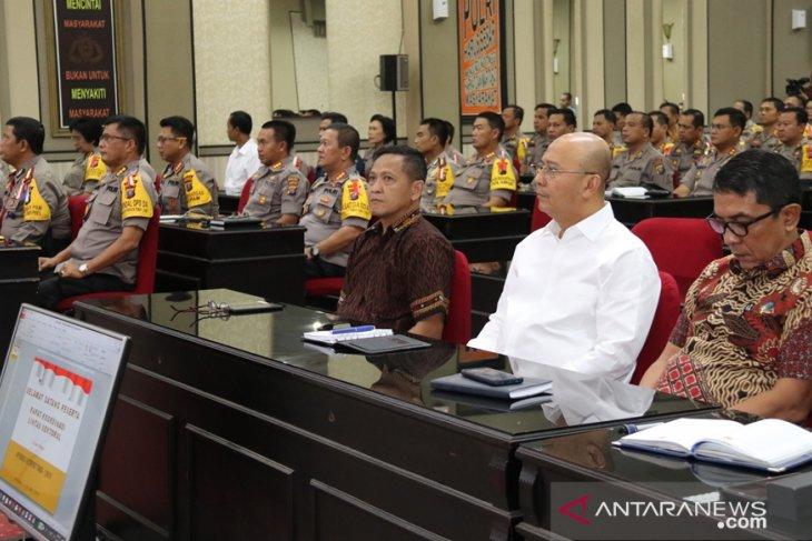 Wali Kota Medan hadiri rapat pengamanan Idul Fitri 1440 Hijriah