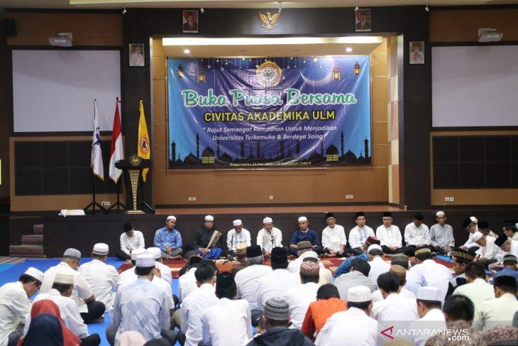Semangat Ramadhan jadikan kinerjacivitas akademika ULM meningkat