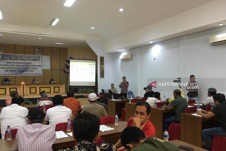 Walhi protes PUPR terkait pembangunan tanggul penahan tsunami