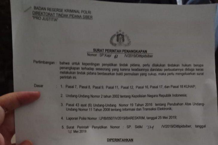 Anggota BPN kembali ditangkap polisi
