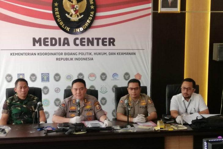 Polisi dalami keterkaitan tiga kelompok pericuh 22 Mei