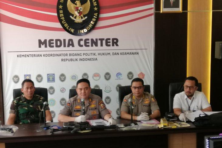 Mabes Polri sebut empat tokoh nasional jadi target pembunuhan perusuh 22 Mei