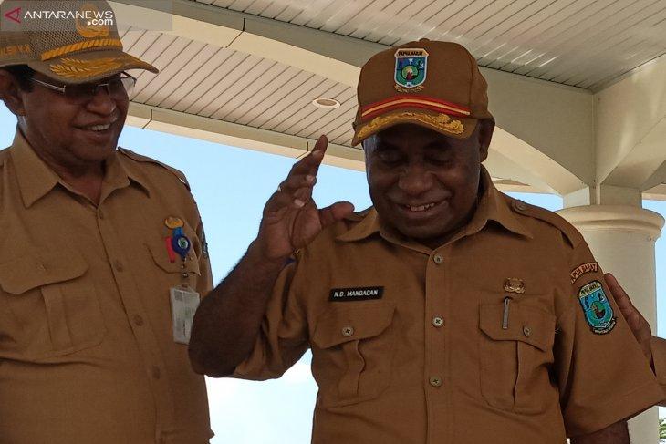 Sekda Papua Barat : Lelang proyek harus melalui LPSE