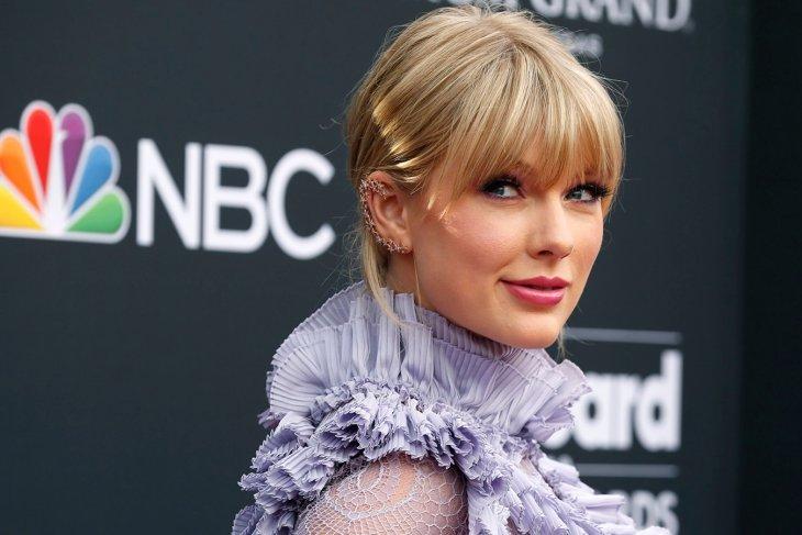 Taylor Swift tidak mau ditanya soal pernikahan