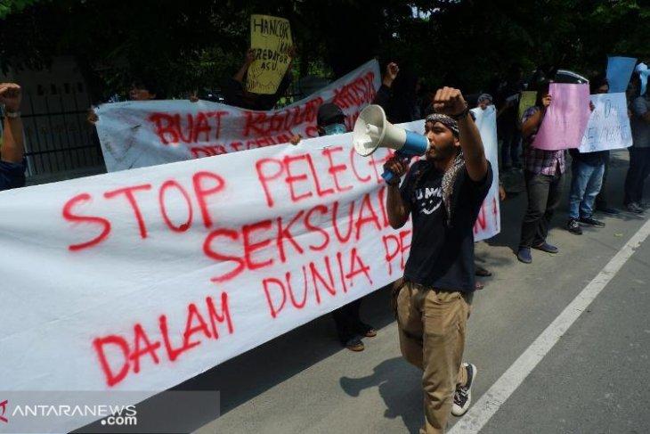 UPR segera usulkan pemecetan oknum dosen lecehkan mahasiswa