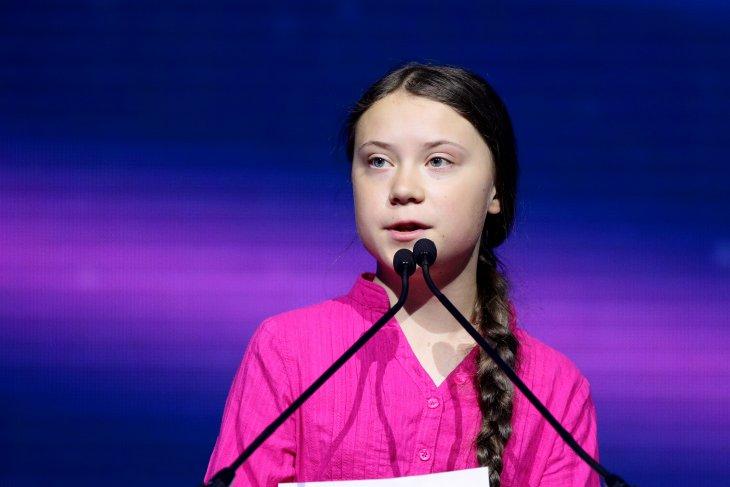 Greta Thunberg pilih berlayar ke Amerika demi kurangi jejak karbon