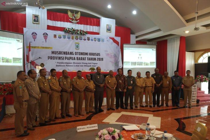 Provinsi Papua-Papua Barat fokus pemerintah pusat tahun 2020-2024