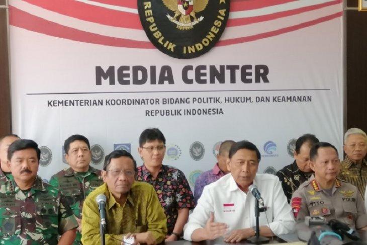 Wiranto: Ada pejabat lain yang diancam bunuh