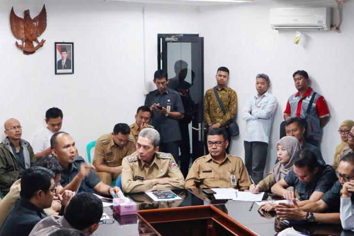 Pemkot segera tertibkan PKL di blok F Pasar Kebon Kembang