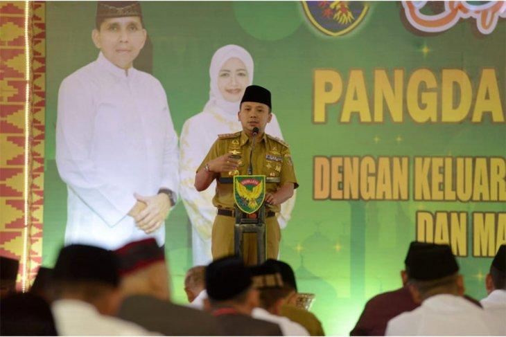 Pangdam II/Sriwijaya Puji Kepemimpinan Ridho Ficardo Dalam Memajukan Lampung