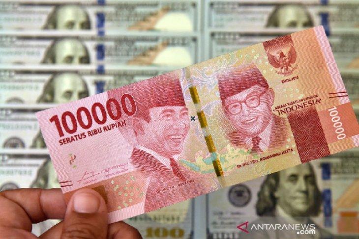 Rupiah strengthens amid concern over trade war developments