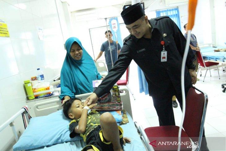 Bupati Tangerang pantau stok obat-obatan RSUD Balaraja