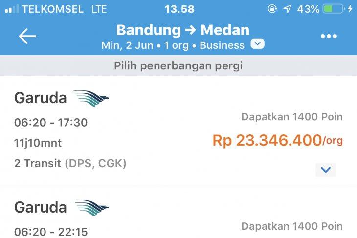 Traveloka imbau masyaraka jeli dalam memesan tiket  pesawat