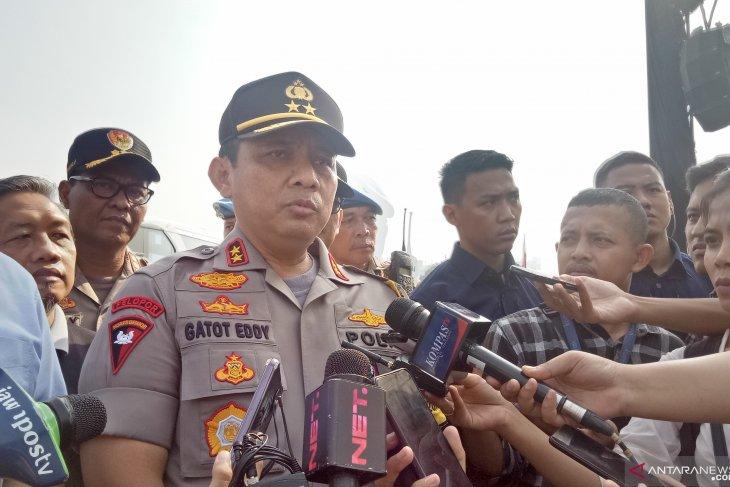 Polda Metro Jaya siagakan 8.000 personel intensifkan keamanan KPU