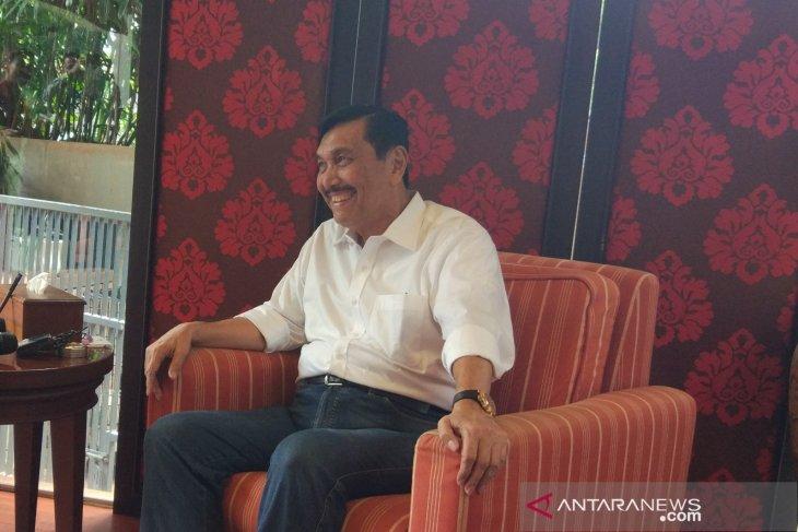 Menteri Luhut: listrik dan sawit upaya Indonesia diversifikasi sumber energi