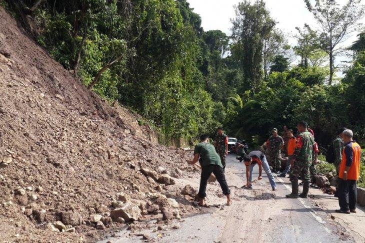 BPBA luruskan tanah bergerak merupakan potensi longsor  di Aceh