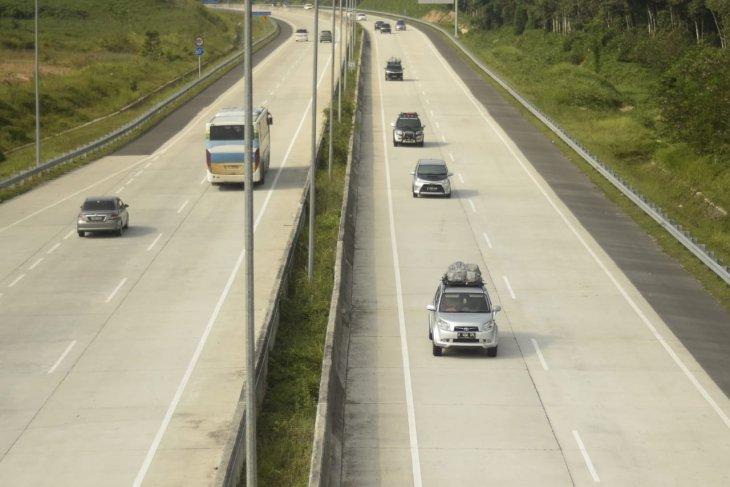 Tol Trans Sumatera jadi pilihan pemudik