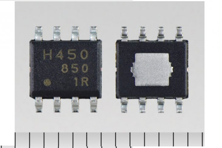 Toshiba launches low power consumption brushed DC motor driver IC with popular pin-assignment HSOP8 package