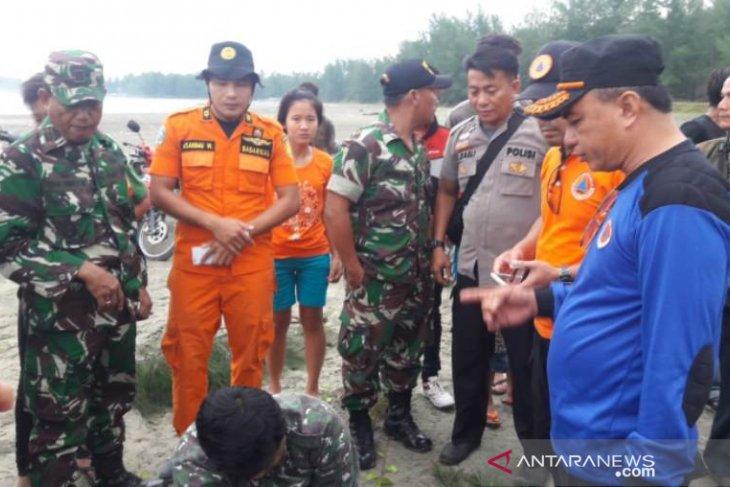 Bocah tenggelam di Pantai Sirombu akhirnya ditemukan meninggal