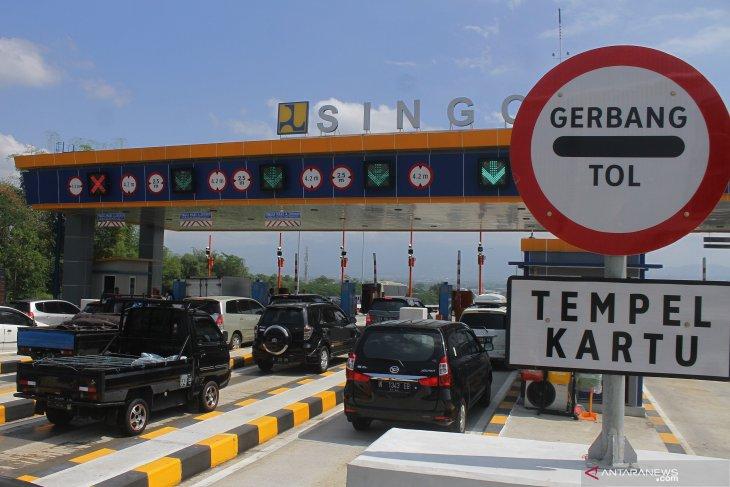 Tol Pandaan-Malang mulai berbayar pada 9 Agustus