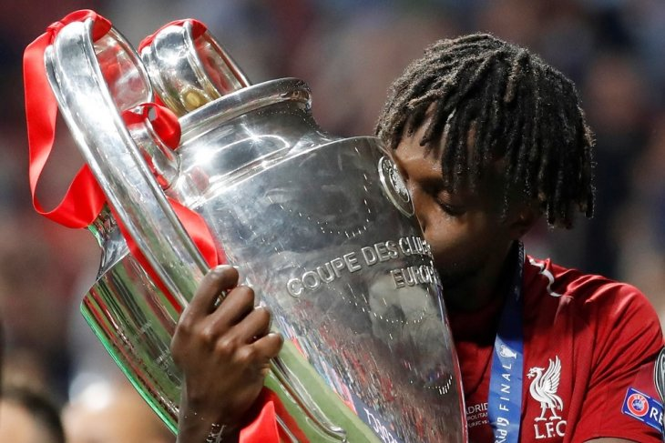Origi teken kontrak jangka panjang bersama Liverpool