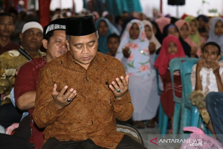Ribuan warga Aceh Barat gelar doa bersama untuk ibu negara Ani Yudhoyono