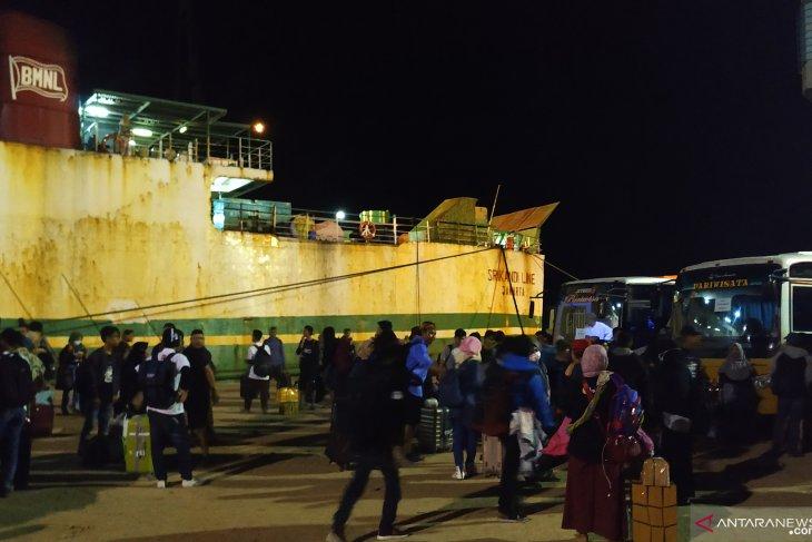 Pelabuhan Pangkalbalam berangkatkan 6.330 pemudik asal Babel
