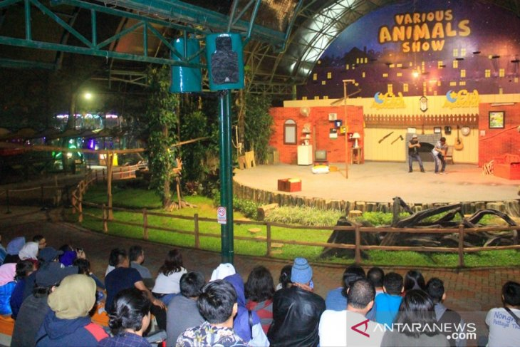 Safari Malam di TSI Puncak Bogor terus dibuka selama masa libur Lebaran