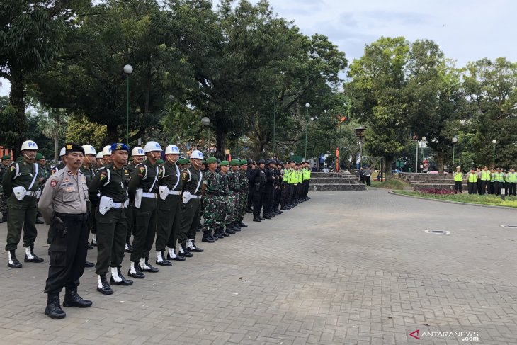 Polres Malang tingkatkan pengamanan jelang Idul Fitri