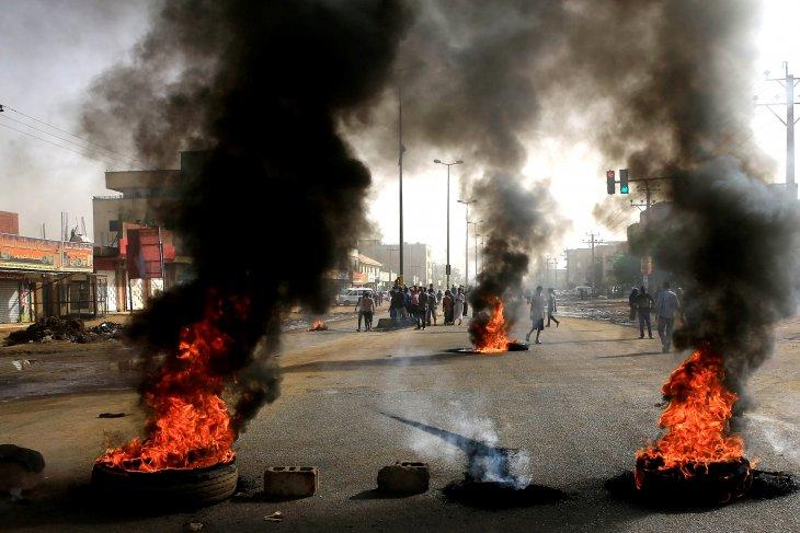Pemimpin militer Sudan tawarkan pembicaraan, korban jiwa capai  60