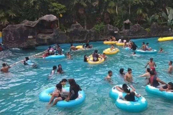 Tempat wisata air di Jambi tawarkan karnaval air